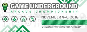 Game Underground Arcade Championships