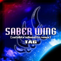 SABER WING (satellite silhouette remix)