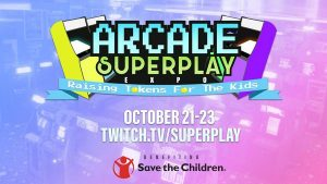 Arcade Superplay Expo (ASX) Charity Event