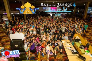 Raj of the Garage 4 Summary