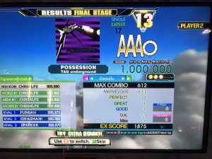 The Very First Level 17 MFC