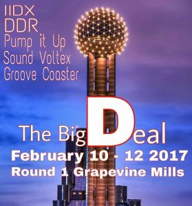 The Big Deal: Multi-Music Game Tournament Results