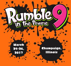 Rumble In The Prairie 9 Results