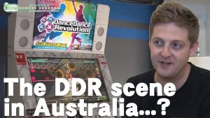 "EDAMAME Arcade Channel – ""DDR 3 – interview with a gamer"""