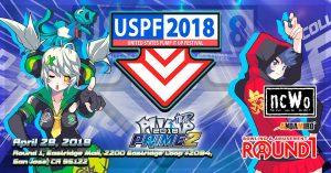 USPF 2018: United States Pump Festival 2018 Results