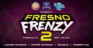 Fresno Frenzy 2 Final Results