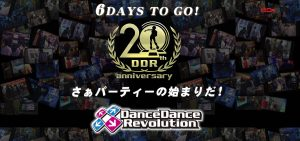 DDR 20th Anniversary Teaser