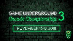 Game Underground Arcade Championship 3 Results