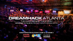 DreamHack Atlanta 2018 Results