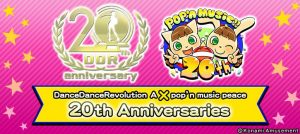 DanceDanceRevolution A x pop'n music peace Crossover Event