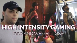 High Intensity Gaming: DDR and Weight Loss