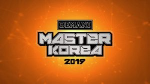 BEMANI Master Korea 2019 in Play X4