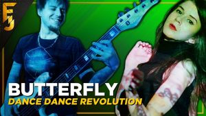 """""""Butterfly"""" – Dance Dance Revolution (feat. Adriana Figueroa) 