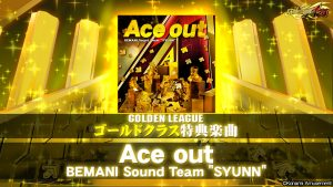 [DDR A20] 4th Golden League Period and New Legend License 7/25