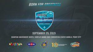 DDR Philippines DanceDanceRevolution A20 All Star Challenge Results