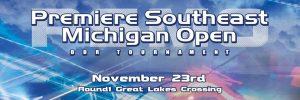 Premiere Southeast Michigan Open (PSMO) DDR A Tournament