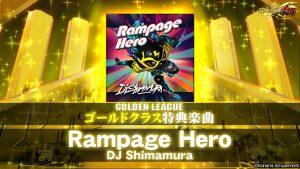 [DDR A20] 6th GOLDEN LEAGUE Period 9/26 – 10/9