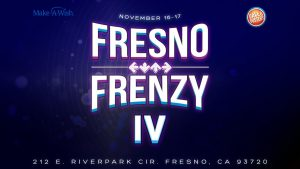 Fresno Frenzy IV Results