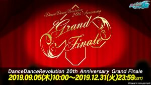 [DDR A20] DanceDanceRevolution 20th Anniversary Grand Finale