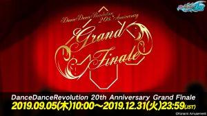 [DDR A20] DanceDanceRevolution 20th Anniversary Grand Finale