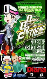 TORNEO DDR EXTREME REBIRTH Results