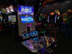 Dave & Buster's Locations Receiving New DDR A20 Cabinets