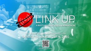 "[Event] Storm x League Presents ""Link Up: A Rhythm Game Stream Marathon"""