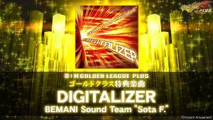 [DDR A20 PLUS] 1st GOLDEN LEAGUE PLUS