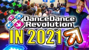 "[VIDEO] ""What  is MODERN Dance Dance Revolution?"""