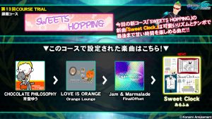 [DDR A20 PLUS] SWEETS HOPPING – Course Trial 13